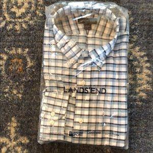 Men's Lands' End Shirt